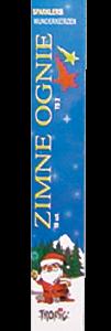 Bengališkos ugnelės 25cm/10vnt/TS2