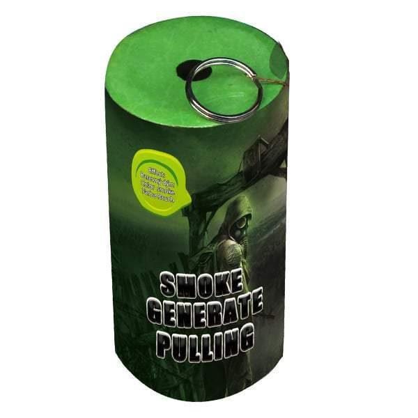 Spalvoti dūmai TXF930-4 (žali)